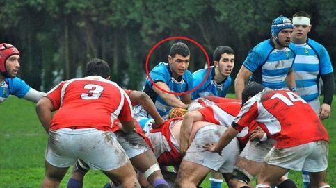 Driss El Mokarrabe: de los bajos de un camión a la selección gallega de rugby