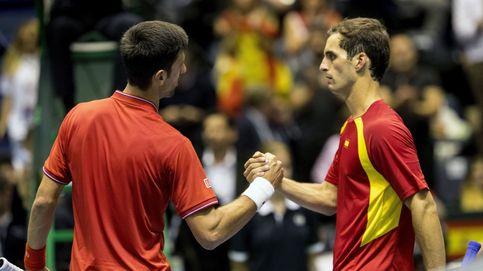 Djokovic y Troicki ponen a España al borde de la eliminación de la Davis