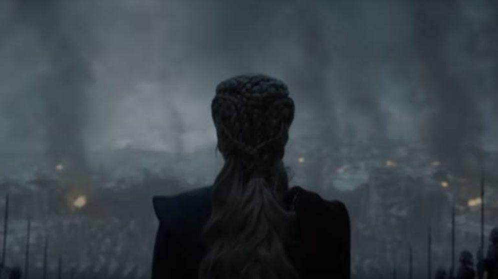 Foto: Daenerys Targaryen en Desembarco del Rey. (HBO)