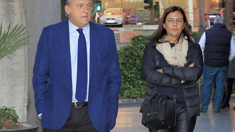 Pepe Barroso y Mónica Silva en una foto reciente. (Gtres)