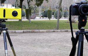 ¿Puede competir el móvil con mejor cámara contra una réflex?