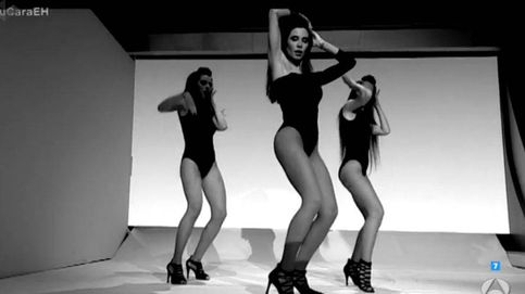 El reto más sexy de Pilar Rubio a lo Beyoncé en 10 imágenes