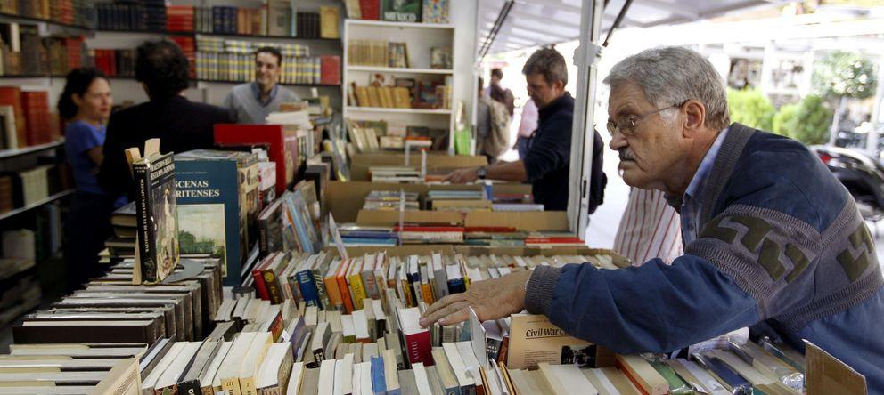 Foto: Imagen de la pasada Feria del Libro de Madrid (Efe)