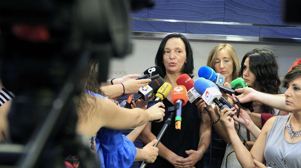 Foto: La dirigente de Podemos, Carolina Bescansa. (Efe)