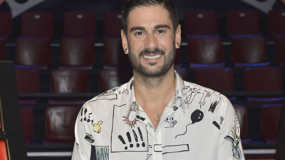 Foto: Melendi, nuevo coach de 'La Voz Kids'.