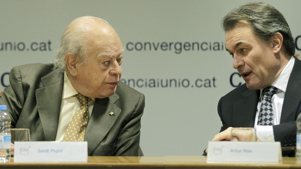El hundimiento de CiU: la relación entre Pujol y Mas entra en barrena
