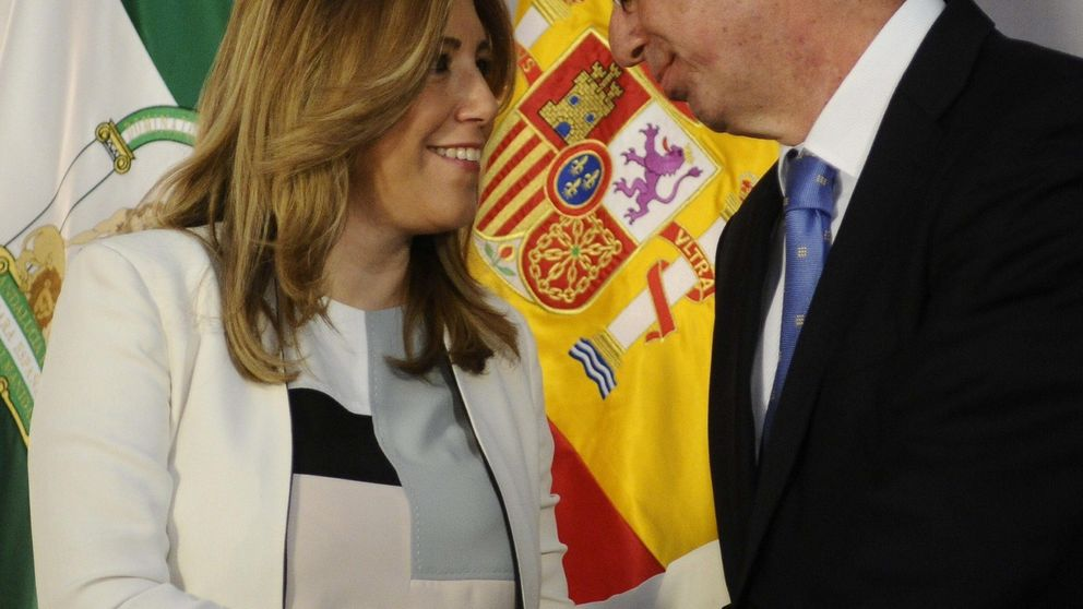Juan Marín (C's) tiende la mano a Díaz: No estamos en el 'no' pero no ha cedido nada