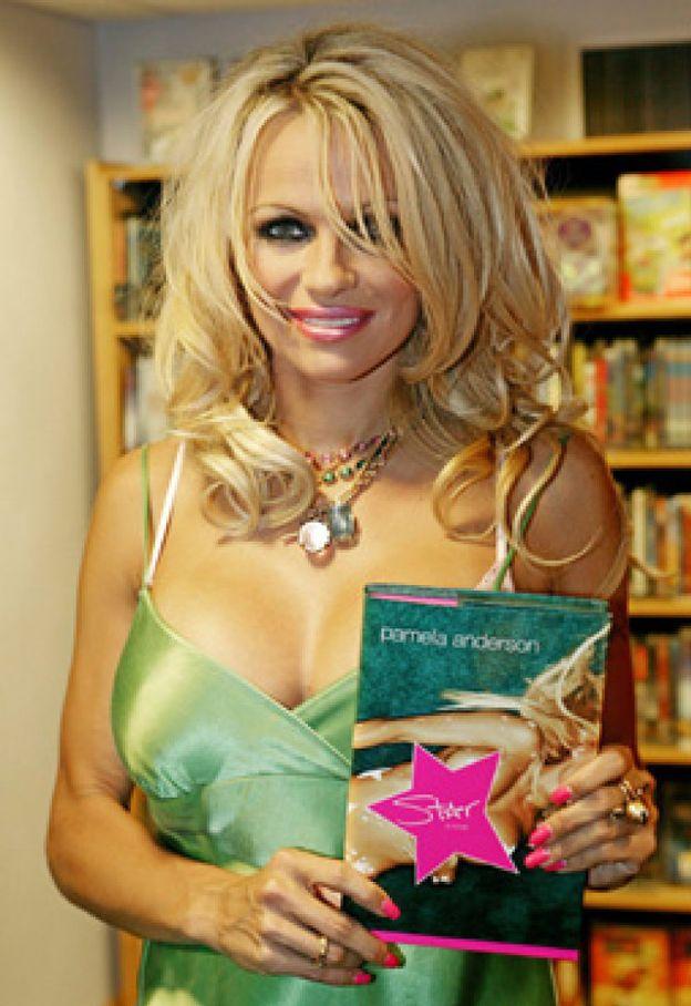 Foto: Los desnudos de Pamela Anderson avergüenzan a sus hijos