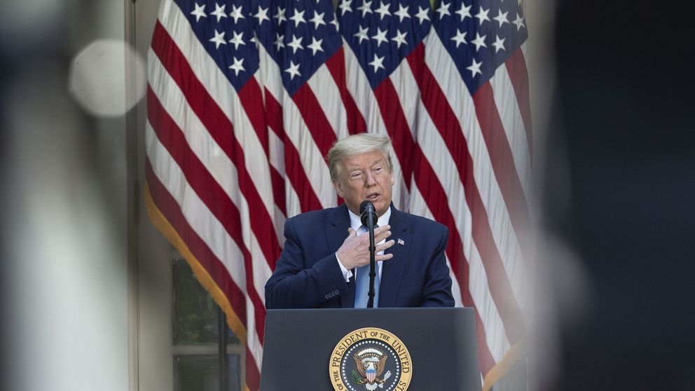 Trump, contra las críticas de Obama: Su Gobierno fue corrupto e incompetente