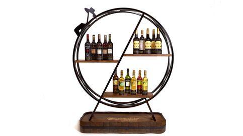 El orbe de los vinos de Jerez