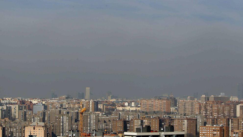 No, la contaminación no solo afecta al centro de las ciudades