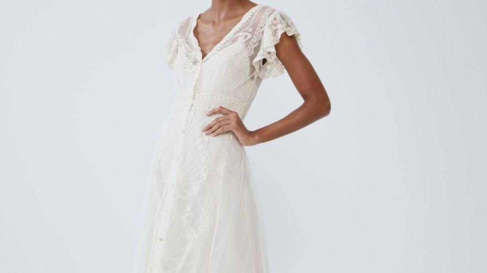 ¿Te casas? Por 25 euros puedes hacerlo con este vestido de Zara