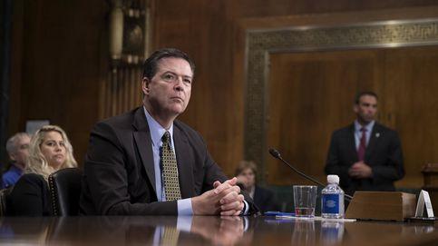 Donald Trump despide al director del FBI, James Comey