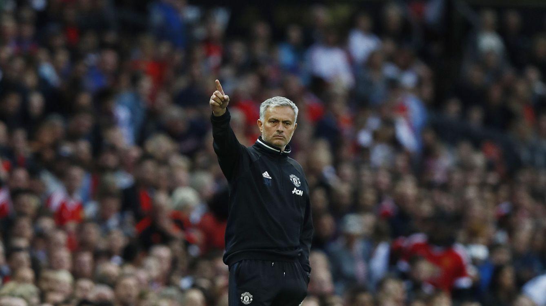 Ni en España, ni en Inglaterra, Mourinho está fuera de la ley