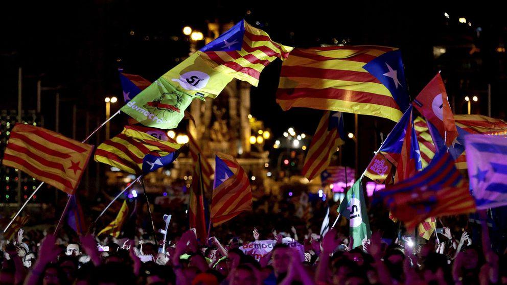 Directo | La Guardia Civil, en el centro de telecomunicaciones de la Generalitat