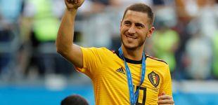 Post de La rebeldía de Hazard le acerca al Real Madrid si Neymar no habla