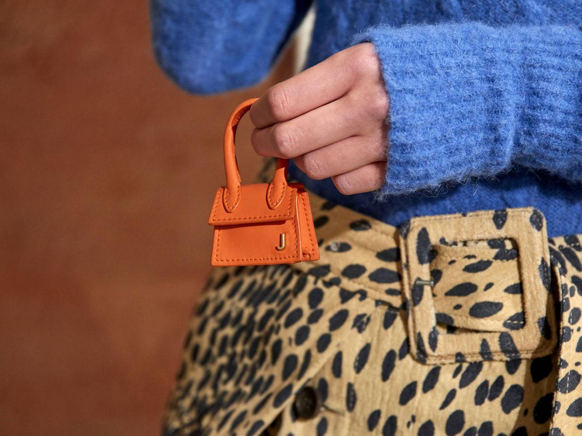 Foto: Jacquemus fue el pionero de esta tendencia tan chic y minimalista. (Imaxtree)