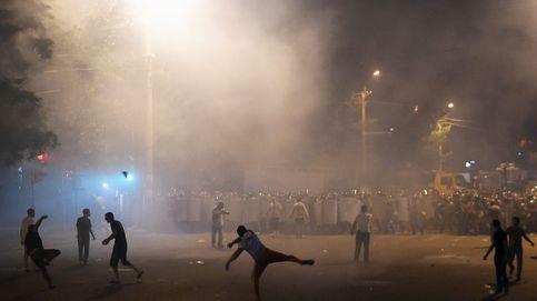 Rusia, alarmada por la agitación de sus vecinos: Armenia, Kazajistán, Turquía...