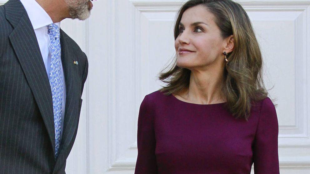 Agenda de la familia real: un almuerzo, una cena y otros dos actos para Letizia
