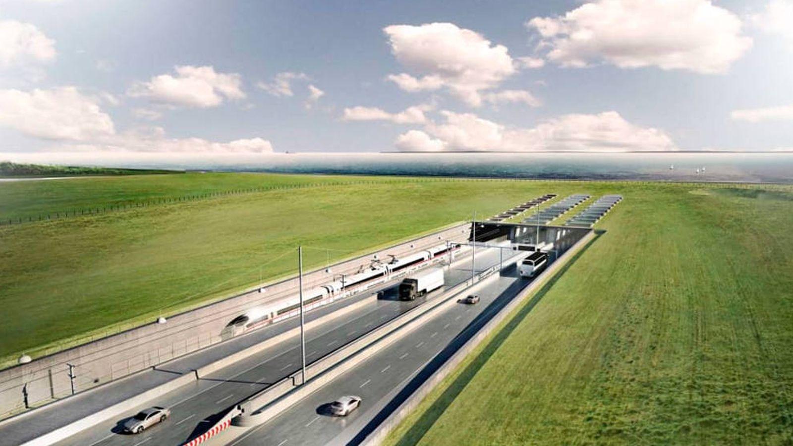 Ingeniería: Comienzan las obras del Fehmarnbelt, el túnel sumergido más largo del mundo