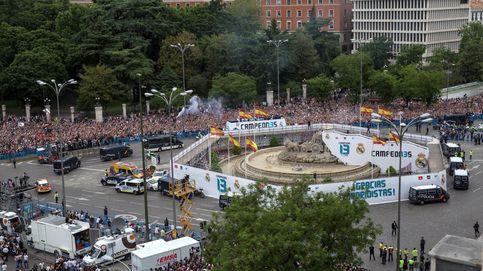 Madrid blindará Cibeles para evitar aglomeraciones en la celebración de la Liga