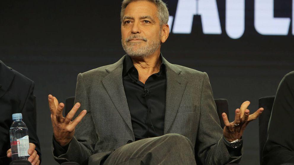 George Clooney defiende a Meghan Markle comparándola con Lady Di