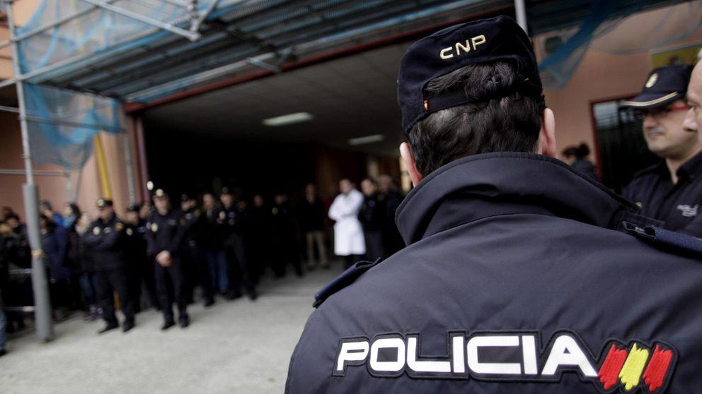 Los escoltas en paro quieren una oposición cerrada para ser policías