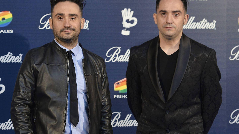 Los gemelos Bayona. (Getty)