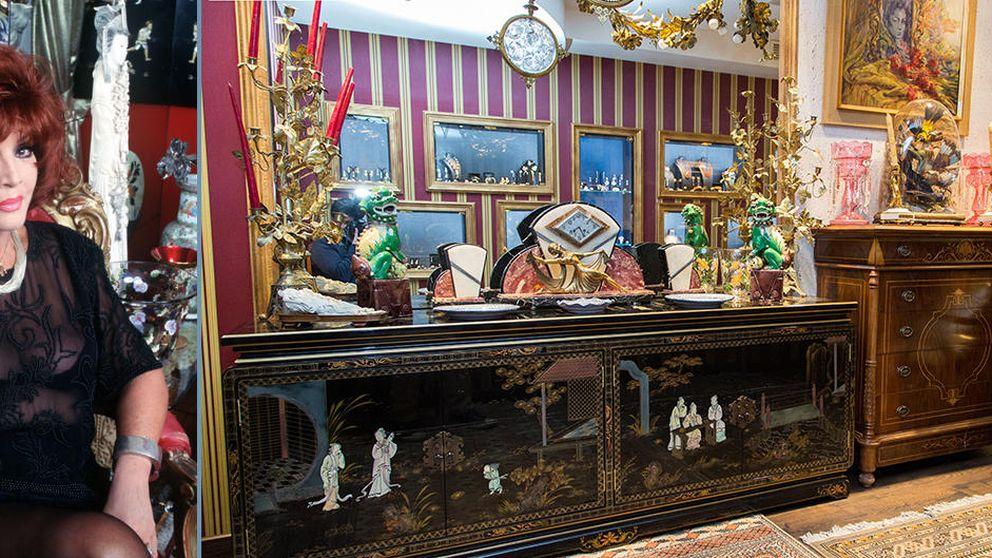 Recrea en tu casa el estilo decorativo de Sara Montiel desde cinco euros