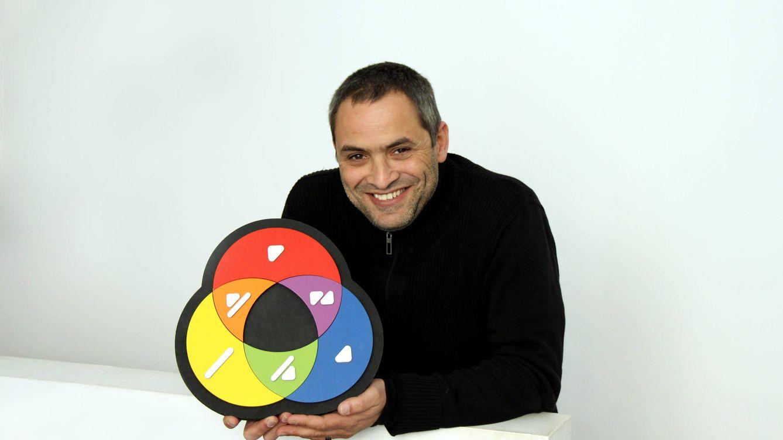 Tres símbolos para que 350 millones de daltónicos puedan identificar colores