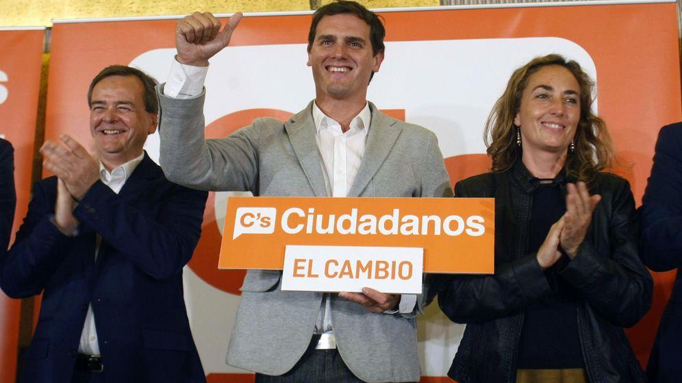 Foto: Imagen de archivo de el líder de Ciudadanos, Albert Rivera. (EFE)