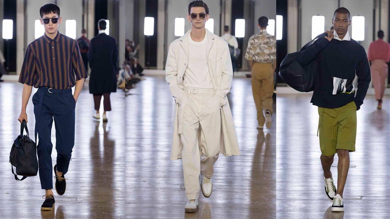 ae7991ffe3 Moda hombre  Vestirse de Cerruti  la moda más elegante (y diferente ...