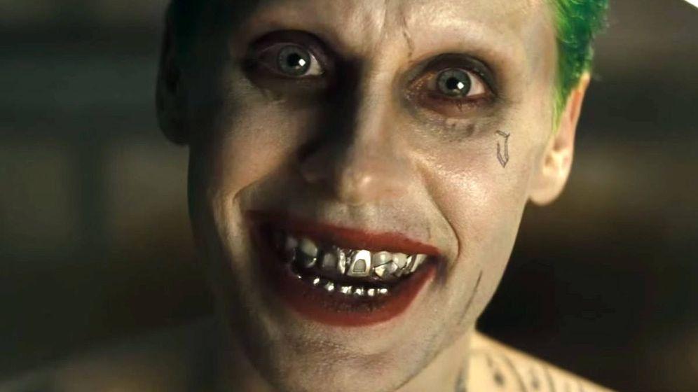 Foto:  Jared Leto es el nuevo Joker en 'El escuadrón suicida'