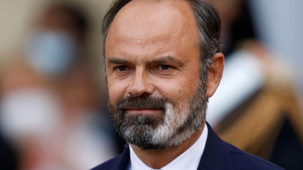 Foto: El exprimer ministro francés Edouard Philippe. (EFE)