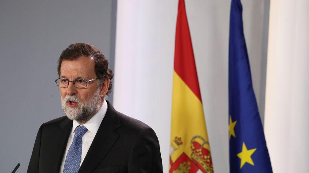 Foto: Mariano Rajoy el viernes en la Moncloa. (Reuters)
