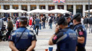 No, a los policías nazis de Madrid no los ampara la libertad de expresión