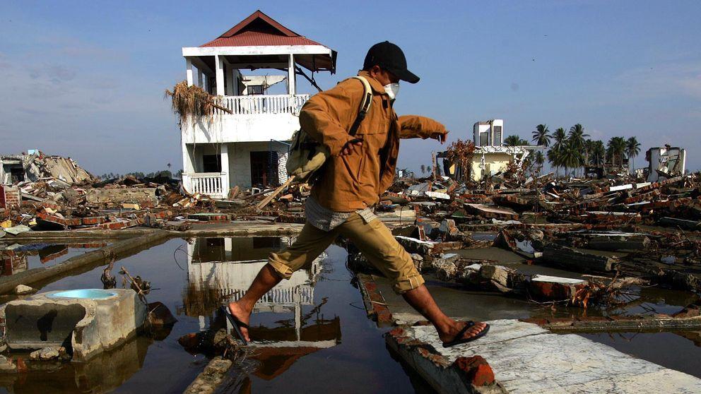 Desahuciados por el tsunami