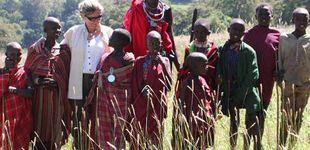 Post de Los Cuatrecasas, los millonarios volcados en ayudar en África