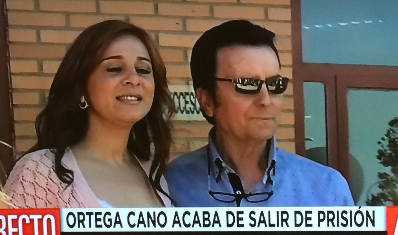 Foto: Ortega Cano ha abandonado la prisión junto a Ana María Aldón