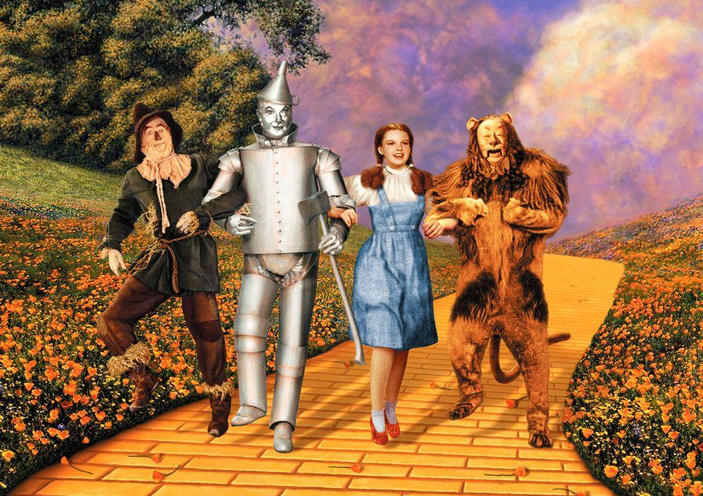 Foto: Fotograma de 'El mago de Oz'