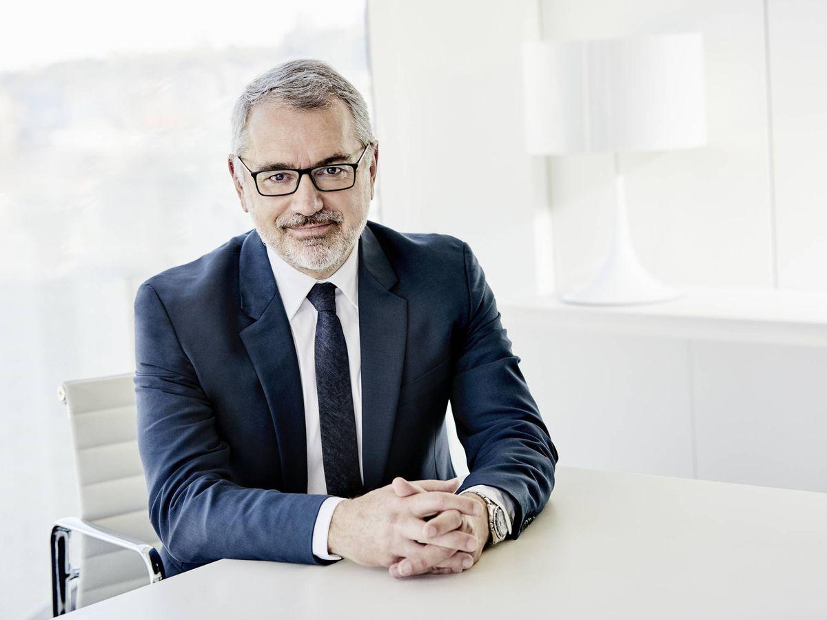 Foto: El presidente de Puig, Marc Puig.