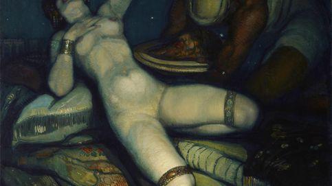 El desnudo más atrevido jamás pintado es del español Beltrán Masses y está a la venta