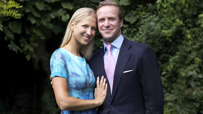 Nueva boda en los Windsor: se casa Lady Gabriella, la hija de los príncipes de Kent