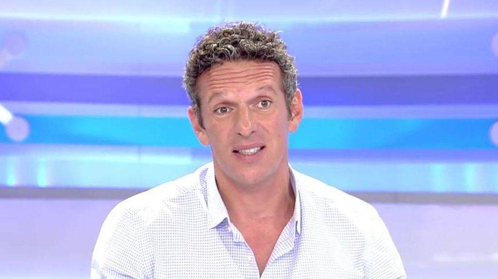 Foto: Joaquin Prat, en 'El programa del verano'. (Telecinco)