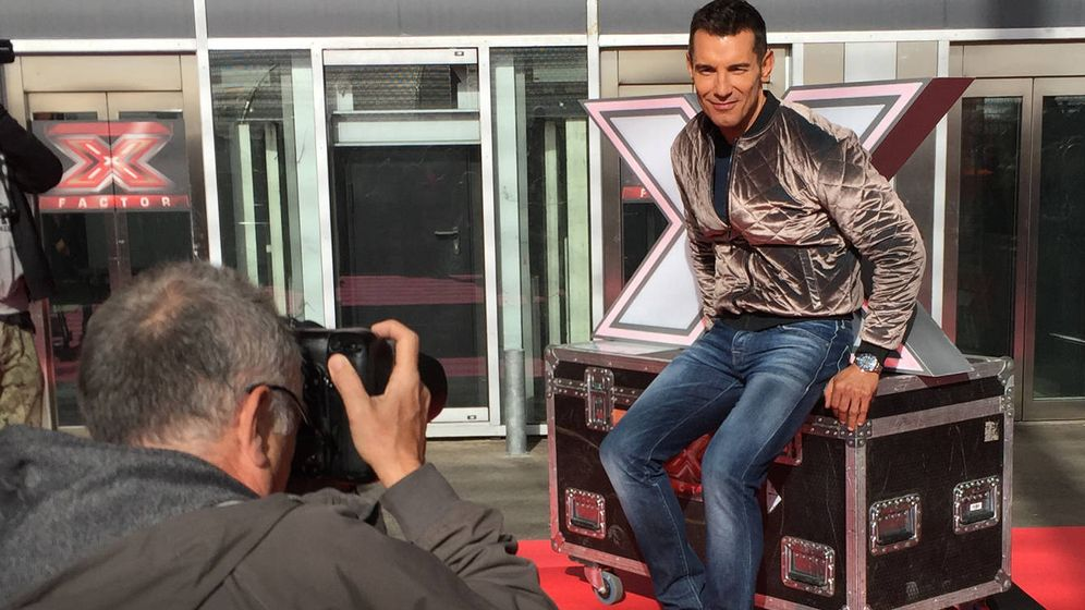 Foto: Jesús Vázquez presentará la vuelta de 'Factor X' en Telecinco. (El Confidencial)