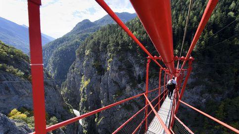 95º aniversario del puente de la Araña de Niouc