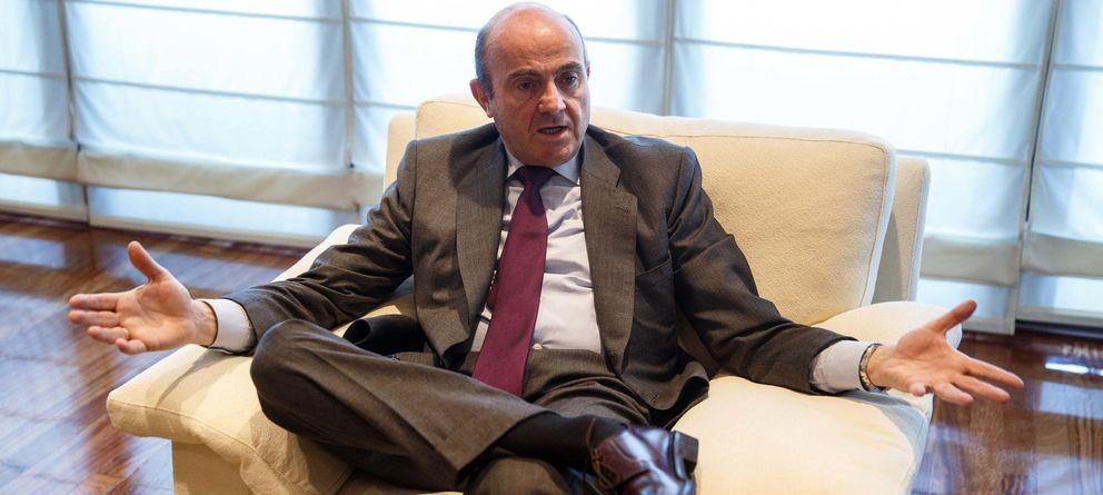 Foto: El ministro de Economía, Luis de Guindos. (Reuters)