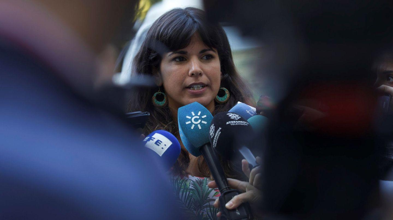 Teresa Rodríguez, una de las mejor valoradas. (EFE)