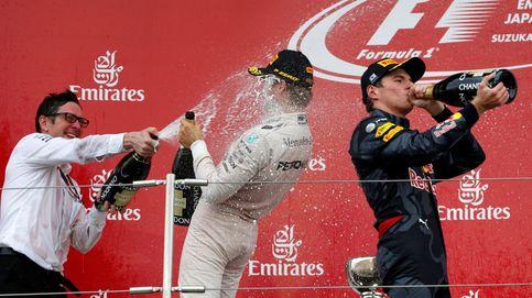 Las mejores imágenes del Gran Premio de Japón de Fórmula 1