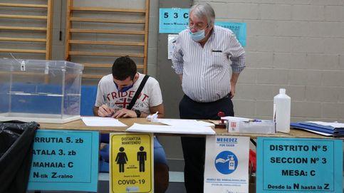 Elecciones 12J, en directo | Iturgaiz pide a los enfermos de covid-19 que no vayan a votar